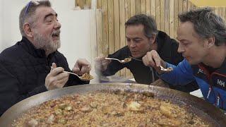 Cata Mayor: la receta de arroz del padre de los hermanos Torres