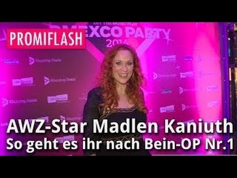 Promiflash, Reportage about Madlen