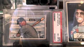 My Best Of The Best Vintage Baseball And Sports Card Collection