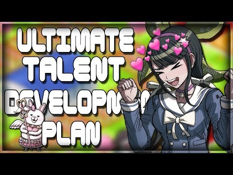 DANGANRONPA V3 - ULTIMATE TALENT DEVELOPMENT PLAN MODE - POS