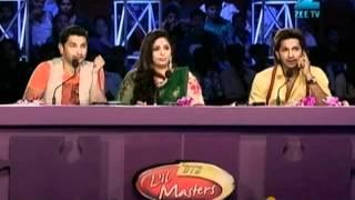DID L'il Masters April 28 '12 - Akbar Ali