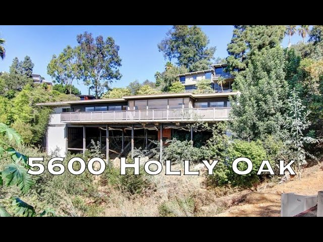 5600 Holly Oak Dr, Los Angeles CA 90068