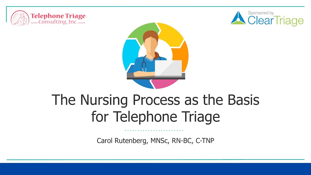 telephone triage essay Teamhealth medical call center blog offers articles relative to healthcare we posted the winner of our first telephone nurse triage essay contest a couple days.