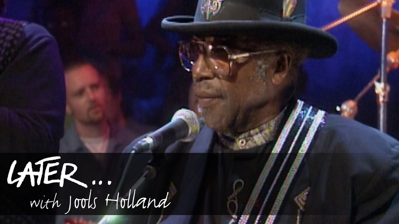 Bo Diddley - I'm A Man (Later Archive)