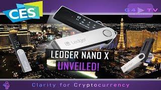 Ledger Nano X Crashes CES 2019