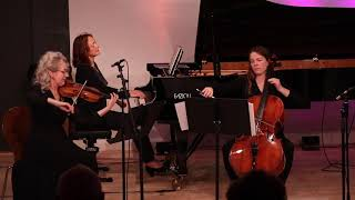 5 Pieces for 2 Violins and Piano : Nr 3 Elegy