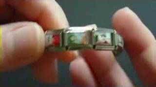 How To Add and Remove Italian Charms.wmv