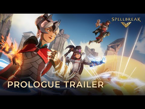 Spellbreak   Prologue: The Gathering Storm Trailer