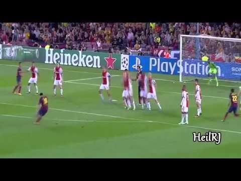 Месси против Роналдо 2012-2013