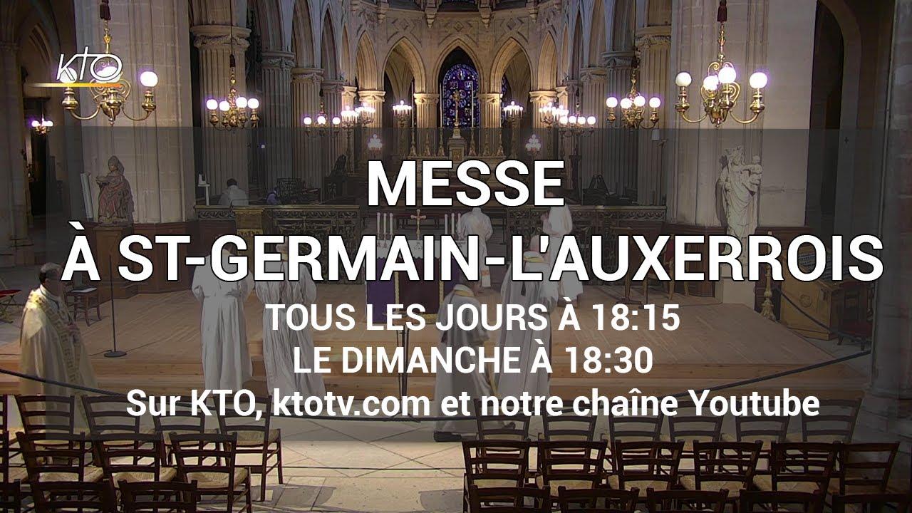 Download Messe du 11 mai 2020 à St-Germain-l'Auxerrois