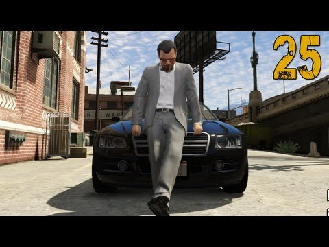 """Grand Theft Auto V Walkthrough - Part 25 """"Hot Pink Beast!"""" (Let's Play, Playthrough)"""