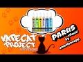 VAPECAT PROJECT | Review PARUS e-liquid | Обзор линейки жидкостей PARUS | by EMOTIONVAPE