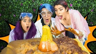 THIS HAPPENS IF YOU MIX SOAP, DYESTUFF AND... #CRAZYWEEK | Polinesios Vlogs