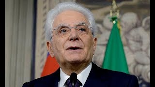 Italian President faces impeachment calls for TREASON after candidate vetoed