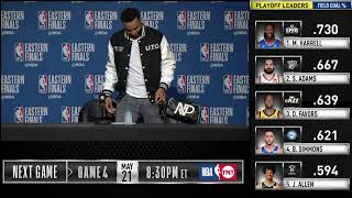 Norman Powell Press Conference | Eastern Conference Finals Game 3