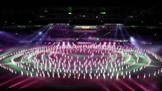 2013 09 28東京国体・総合開会式・式典演技