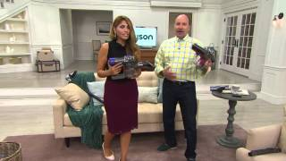 Dyson V6 Absolute Cordless Vacuum with 9 Attachments with Dan Wheeler