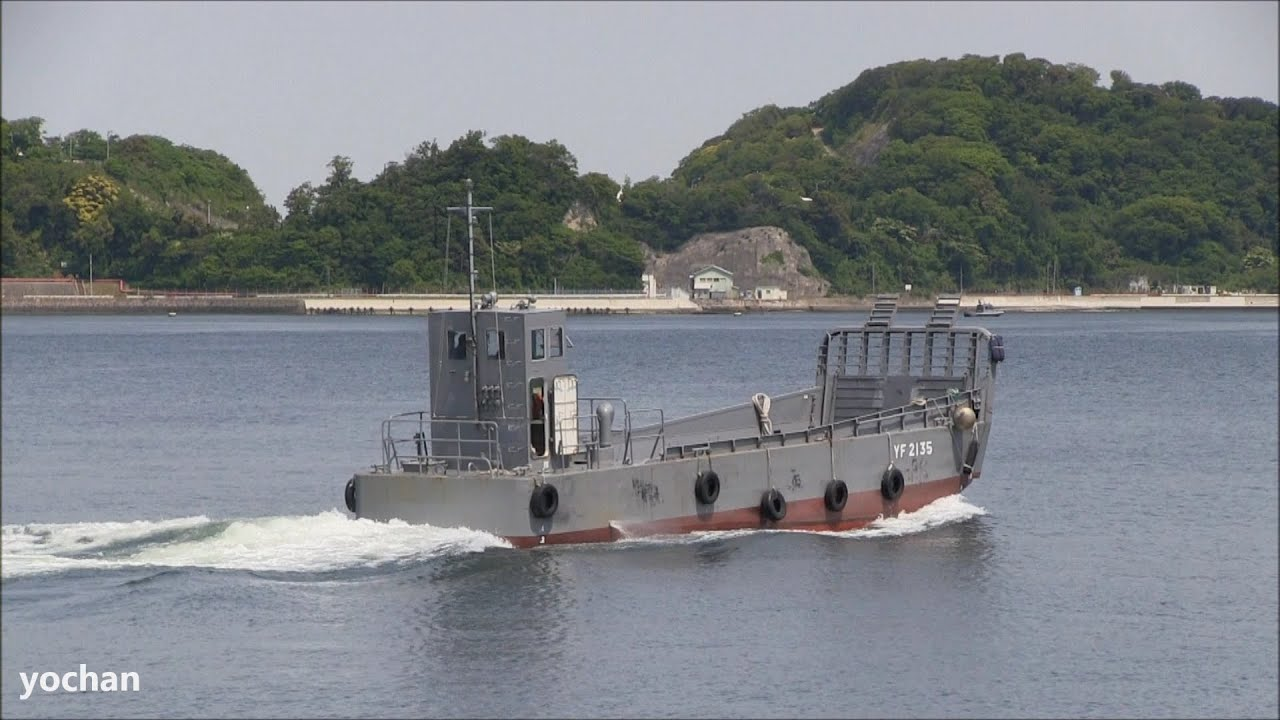 Navy landing craft mechanized lcm lcm yf 2121 class for Military landing craft for sale