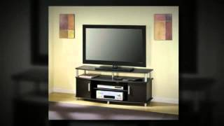 Tv Stand Entertainment Media Center Home Decor Furniture Theater Cabinet Storage