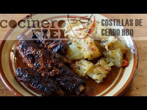 COSTILLAS BBQ