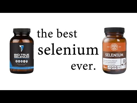 Bio-True Selenium & Global Healing Center Selenium: Best sel