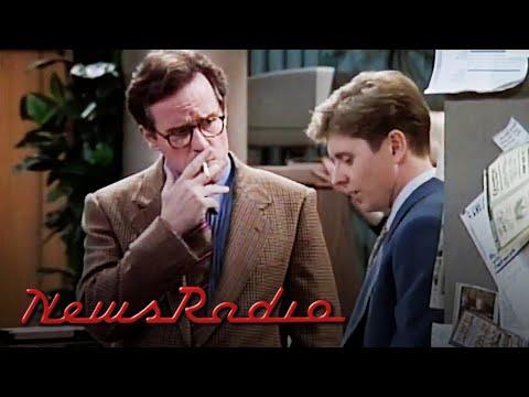 The Team Struggles To Stop Smoking | NewsRadio