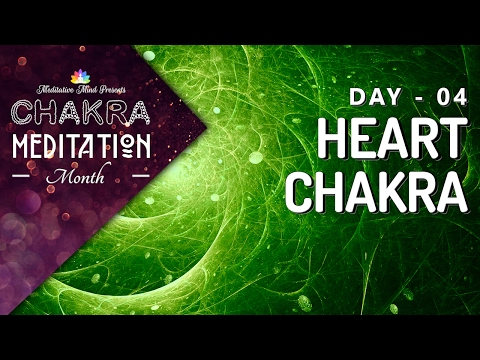 Chakra Sleep Meditation Music | HEART CHAKRA Meditation, Balancing & Healing Music| Deep Sleep Music