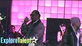 Explore Talent Presents Snoop Dogg's Drop It Like It's Hot Performance