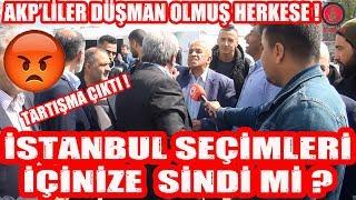 CB. R. Tayyip ERDOĞAN İstanbul Seçim Sonuçları İstanbul'lunun İçine Sinmedi