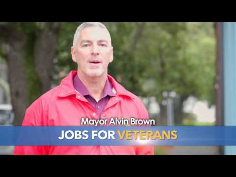 Vote - Alvin Brown for Mayor 2015