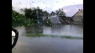 Потоп в с Кирово,Запорожская обл(, 2014-06-27T16:54:46.000Z)
