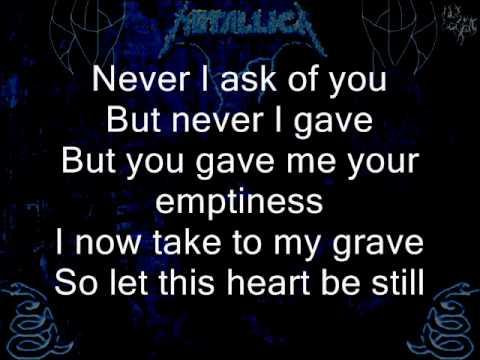 Karaoke - Mama said - Metallica