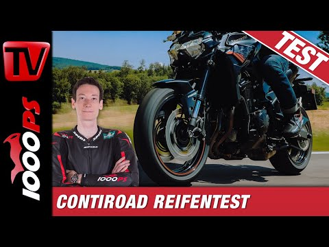 New approach! ContiRoad tyre tested on country roads - what makes it so special? from YouTube · Duration:  12 minutes 14 seconds
