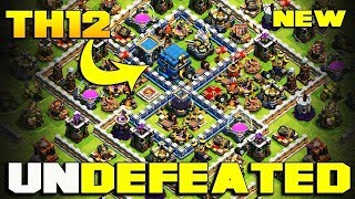 TOWN HALL 12 TH12 BASE w  PROOF   Trophy Base   War Base   Troll Bases 2019   Clash of Clans   You