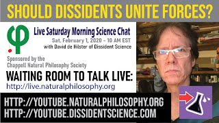 Science Chat with David de Hilster