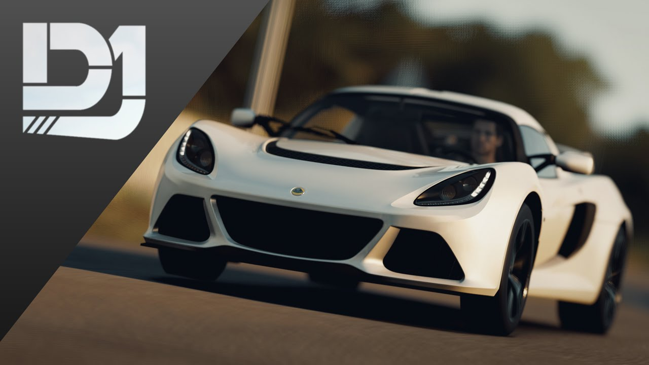 forza horizon 2 second bucket list 7 lotus exige s. Black Bedroom Furniture Sets. Home Design Ideas