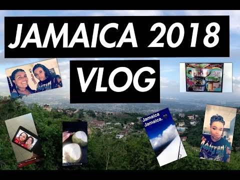 MY TRIP TO JAMAICA 2018 | VLOG