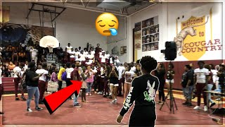 Homecoming Proposal Gone Wrong | Homecoming Day