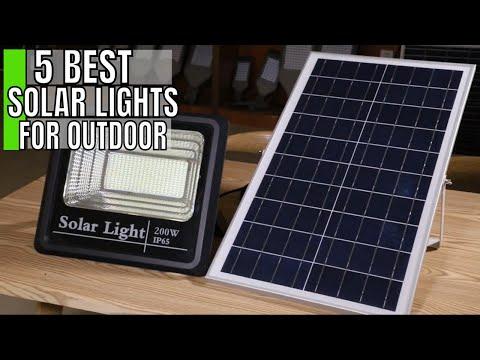 Best Solar Lights Outdoor 2020 Picks