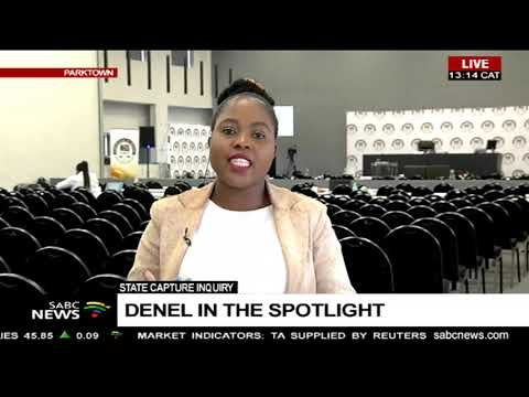 State Capture Inquiry | Former Denel Board Chairperson's testimony