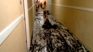 Indoor Slip 'n Slide