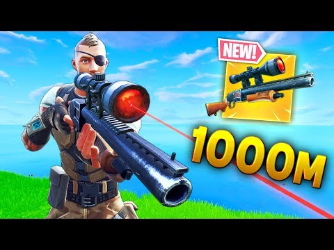 *NEW* RECORD 1000m SHOTGUN KILL!! - Fortnite Funny WTF Fails and Daily Best Moments Ep. 929 thumbnail
