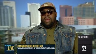 NFL Players Talk Weed Culture and The Painkiller Epidemic