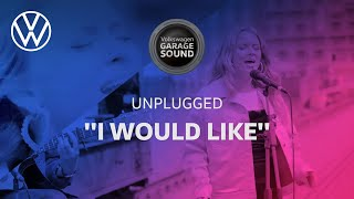 Zara Larsson I Would Like Unplugged Volkswagen