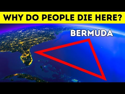 What Does Bermuda Triangle Hide In Its Depth?