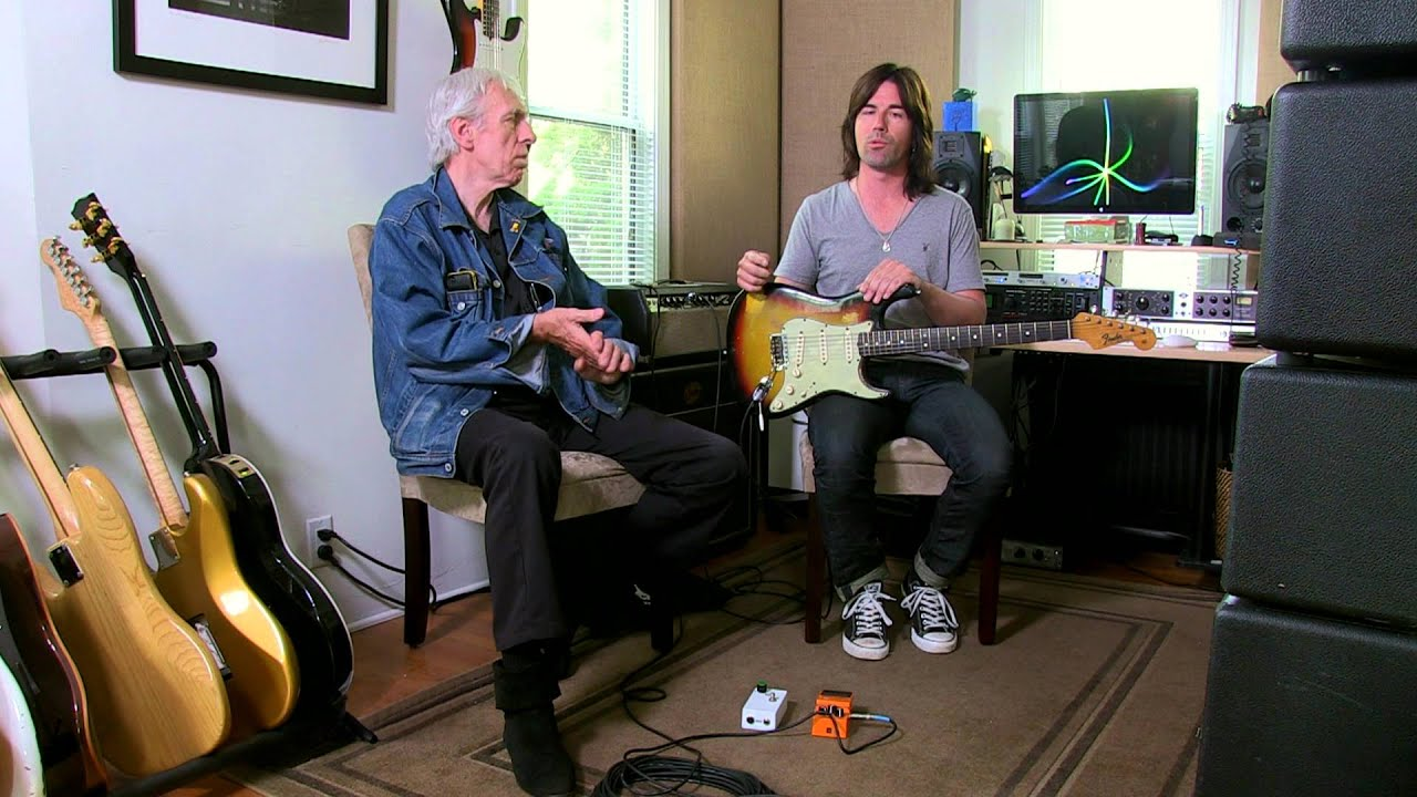 A Discussion Of Buffered Vs True Bypass Pedals With Pete Thorn And Re Wah Pedal Buffer Circuits Thomas Nordegg Youtube