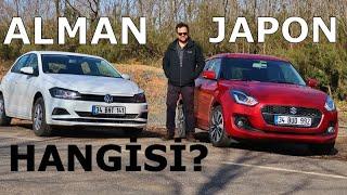 Suzuki Swift vs VW Polo - Hangisi?