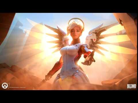 [Overwatch] Mercy's OLD Ultimate - Heroes never die!