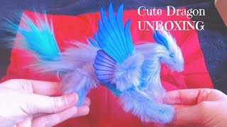 Lilac And Turquoise Studio Sterna Cute Dragon UNBOXING