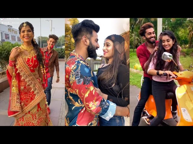 New Latest Romantic Couple Goals Tiktok Videos...❤❤❤ BF GF GOALS  | TIK TOK COUPLE GOALS | COUPLES